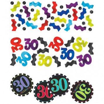 30th Celebration Confetti 1.2oz