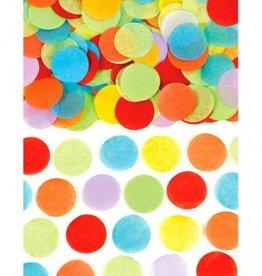 Tissue Paper Confetti Rainbow