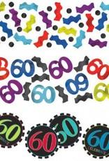 60th Celebration Confetti 1.2oz