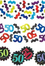 50th Celebration Confetti 1.2oz