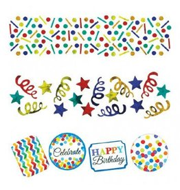 Bright Birthday Value Pack Confetti