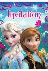 Frozen Invitations (8)