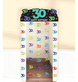 30 Doorway Curtain