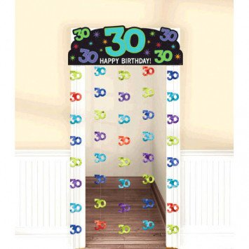 30 Doorway Curtain