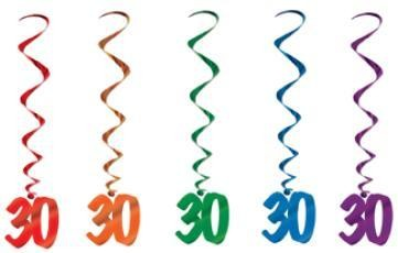 30 Number Whirls