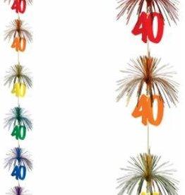 40 Fireworks Stringer