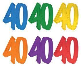 40 Foil Cutout