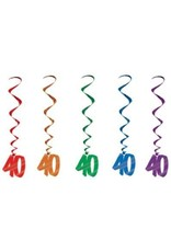 40 Number Whirls