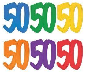 50 Foil Stringer