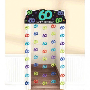 60 Doorway Curtain