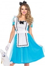 Women's Costume Classic Alice Extra Large