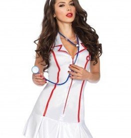 Women's Costume Head Nurse XLarge
