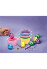 Easter Plastic Egg Dying Coloring Cups