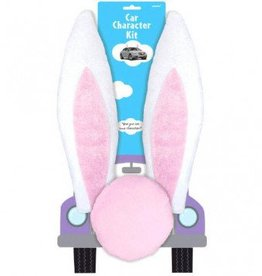 Easter Bunny Car Art