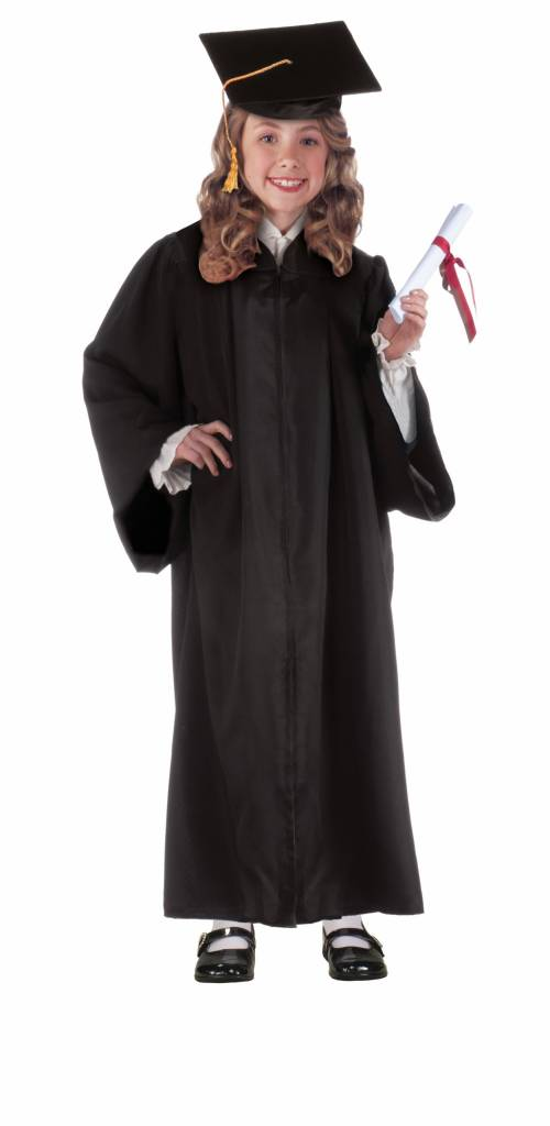 Child Graduation Robe