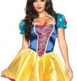 Women's Costume Classic Snow White Extra Small