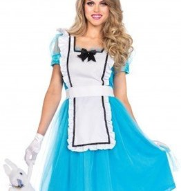 Women's Costume Classic Alice Medium