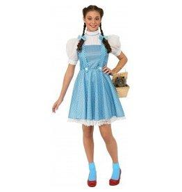 Women's Costume Dorothy Wizard of Oz Standard