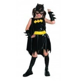 Child Costume Batgirl Large