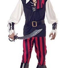 Child Costume Cutthroat Pirate Small (6-8)