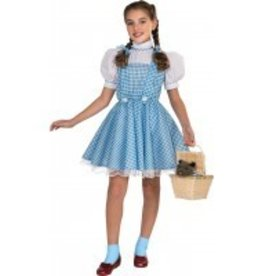 Child Costume Dorothy Small (4-6)