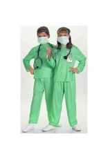 Children's Costume ER Doctor Large