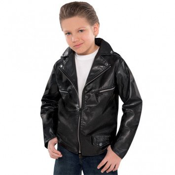 Children's Costume Greaser Jacket Standard
