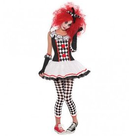 Children's Costume Harlequin Honey Small (3-5)