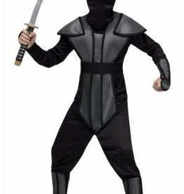 Children's Costume Haunted Mirror Ninja Large (12-14)