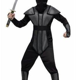 Children's Costume Haunted Mirror Ninja Medium (8-10)