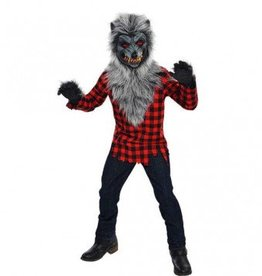 Child Costume Hungry Howler Large