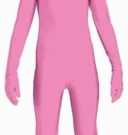 Child Costume I'm Invisble Pink Medium
