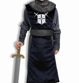 Child Costume Knight of The Round Table Large