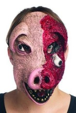 Fractured Zombie Pig Mask