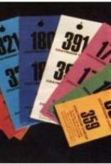 Coat Check Tickets Triplicate (1000)