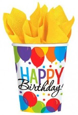 Balloon Bash 9oz Cups (50)