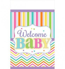 Baby Brights Tablecover