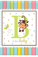 "Fisher-Price ABC Baby Shower 7"" Plates"