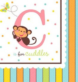 Fisher-Price ABC Baby Shower Lunch Napkins (36)