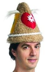 Authentic Oktoberfest Beer Hat