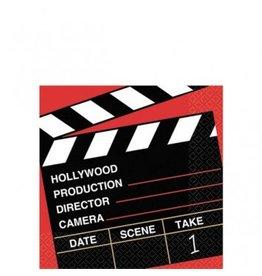 Director's Cut Beverage Napkins (36)
