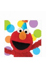 Elmo Party Lunch Napkins (16)