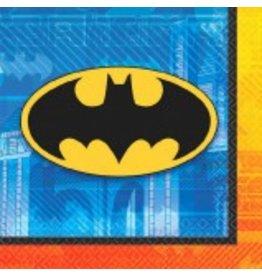 Batman Beverage Napkin (16)