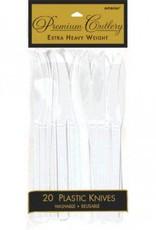 Frosty White Premium Knives (20)