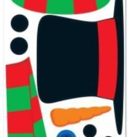 Create a Snowman Sticker Set