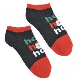 Ho Ho Ho No Show Socks