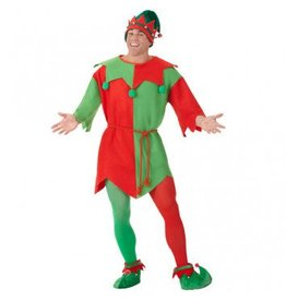 Jolly Elf Costume Standard