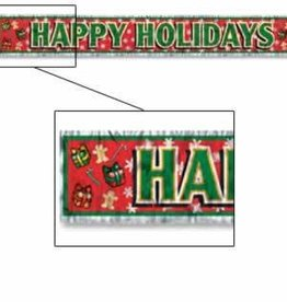 Happy Holiday Banner