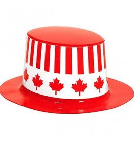 Canada Day Mini Hat