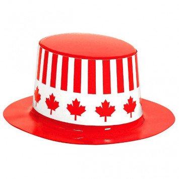 Canada Day Mini Hat